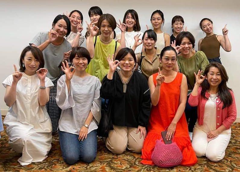 全国各地地方から集まった女性起業家